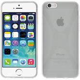 Silicone Case for Apple iPhone 6 X-Style transparent