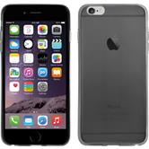 Silicone Case for Apple iPhone 6 Plus Slimcase gray