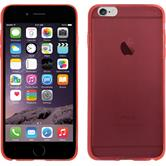 Silicone Case for Apple iPhone 6 Plus Slimcase red
