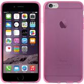 Silicone Case for Apple iPhone 6 Plus transparent pink