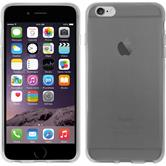 Silicone Case for Apple iPhone 6 Plus transparent white