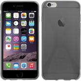 Silicone Case for Apple iPhone 6 Plus X-Style gray