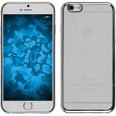Silicone Case for Apple iPhone 6s / 6  silver
