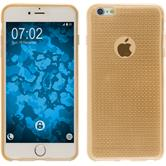 Silicone Case for Apple iPhone 6s Plus / 6 Plus Iced gold