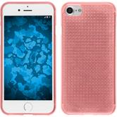Silicone Case for Apple iPhone 7 Iced pink