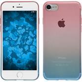 Silicone Case for Apple iPhone 7 Ombrè Design:06
