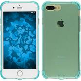 Silicone Case for Apple iPhone 7 Plus Shock-Proof blue