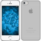 Silicone Case for Apple iPhone SE transparent Crystal Clear