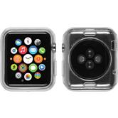 Silicone Case for Apple Watch 42mm Slimcase transparent