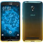 Silicone Case for Asus Zenfone Go (ZC500TG) Ombrè Design:02