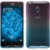 Silicone Case for Asus Zenfone Go (ZC500TG) Ombrè Design:04