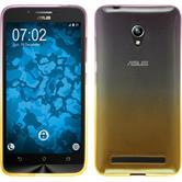Silicone Case for Asus Zenfone Go (ZC500TG) Ombrè Design:05