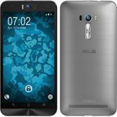 Silicone Case for Asus Zenfone Selfie 360° Fullbody gray