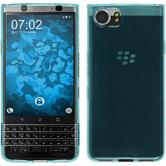 Silicone Case KEYone (Mercury) transparent turquoise Case