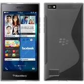 Silicone Case for BlackBerry Leap S-Style transparent