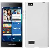 Silicone Case for BlackBerry Leap S-Style white