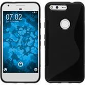 Silicone Case for Google Pixel S-Style black