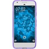 Silicone Case for Google Pixel S-Style purple