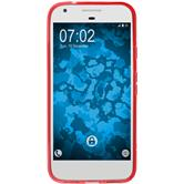 Silicone Case for Google Pixel XL S-Style red