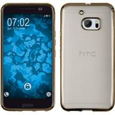 Silicone Case for HTC 10 Slim Fit gold