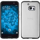 Silicone Case for HTC 10 Slim Fit gray