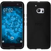 Silicone Case for HTC 10 X-Style black
