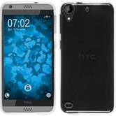 Silicone Case for HTC Desire 530 transparent Crystal Clear