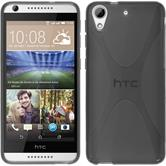 Silicone Case for HTC Desire 626 X-Style gray