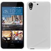 Silicone Case for HTC Desire 728 S-Style transparent