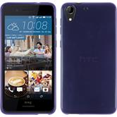 Silicone Case for HTC Desire 728 transparent purple