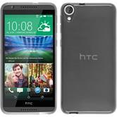 Silicone Case for HTC Desire 820 transparent white