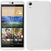 Silicone Case for HTC Desire 826 S-Style white