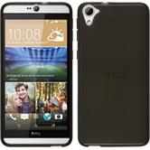 Silicone Case for HTC Desire 826 transparent black