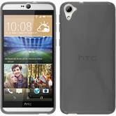 Silicone Case for HTC Desire 826 X-Style gray