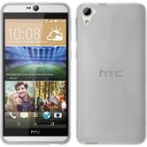 Silicone Case for HTC Desire 826 X-Style transparent