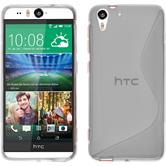 Silicone Case for HTC Desire Eye S-Style transparent