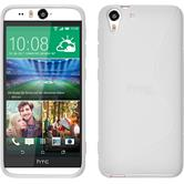 Silicone Case for HTC Desire Eye S-Style white