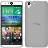 Silicone Case for HTC Desire Eye transparent white