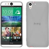 Silicone Case for HTC Desire Eye X-Style transparent