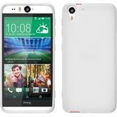Silicone Case for HTC Desire Eye X-Style white