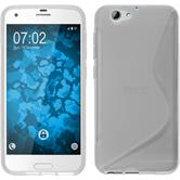 Silicone Case One A9s S-Style transparent