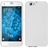 Silicone Case One A9s S-Style white