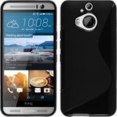 Silicone Case for HTC One M9 Plus S-Style black