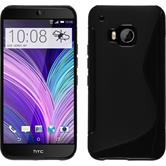 Silicone Case for HTC One M9 S-Style black