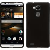 Silicone Case for Huawei Ascend Mate 7 transparent black