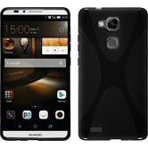 Silicone Case for Huawei Ascend Mate 7 X-Style black