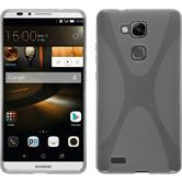 Silicone Case for Huawei Ascend Mate 7 X-Style transparent