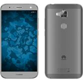 Silicone Case for Huawei G8 360° Fullbody gray