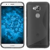 Silicone Case for Huawei G8 S-Style gray