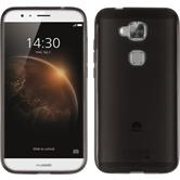 Silicone Case for Huawei G8 transparent black